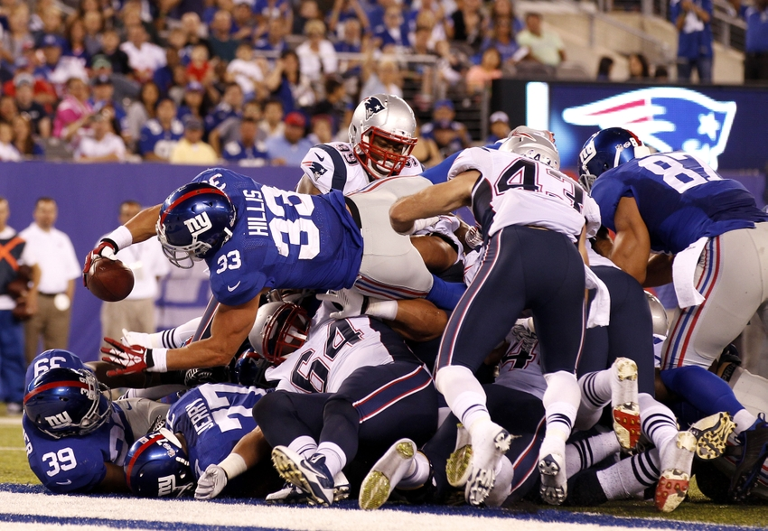what time is the new york giants game on tonight gallery