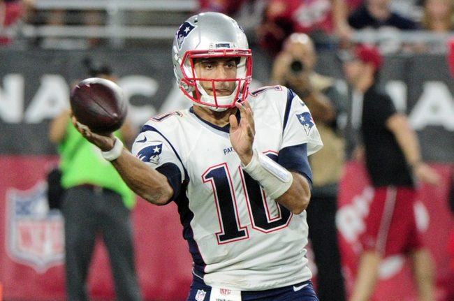 Musket Fire New England Patriots Roundtable: Week 2 - Page 2Jimmy Garoppolo Patriots