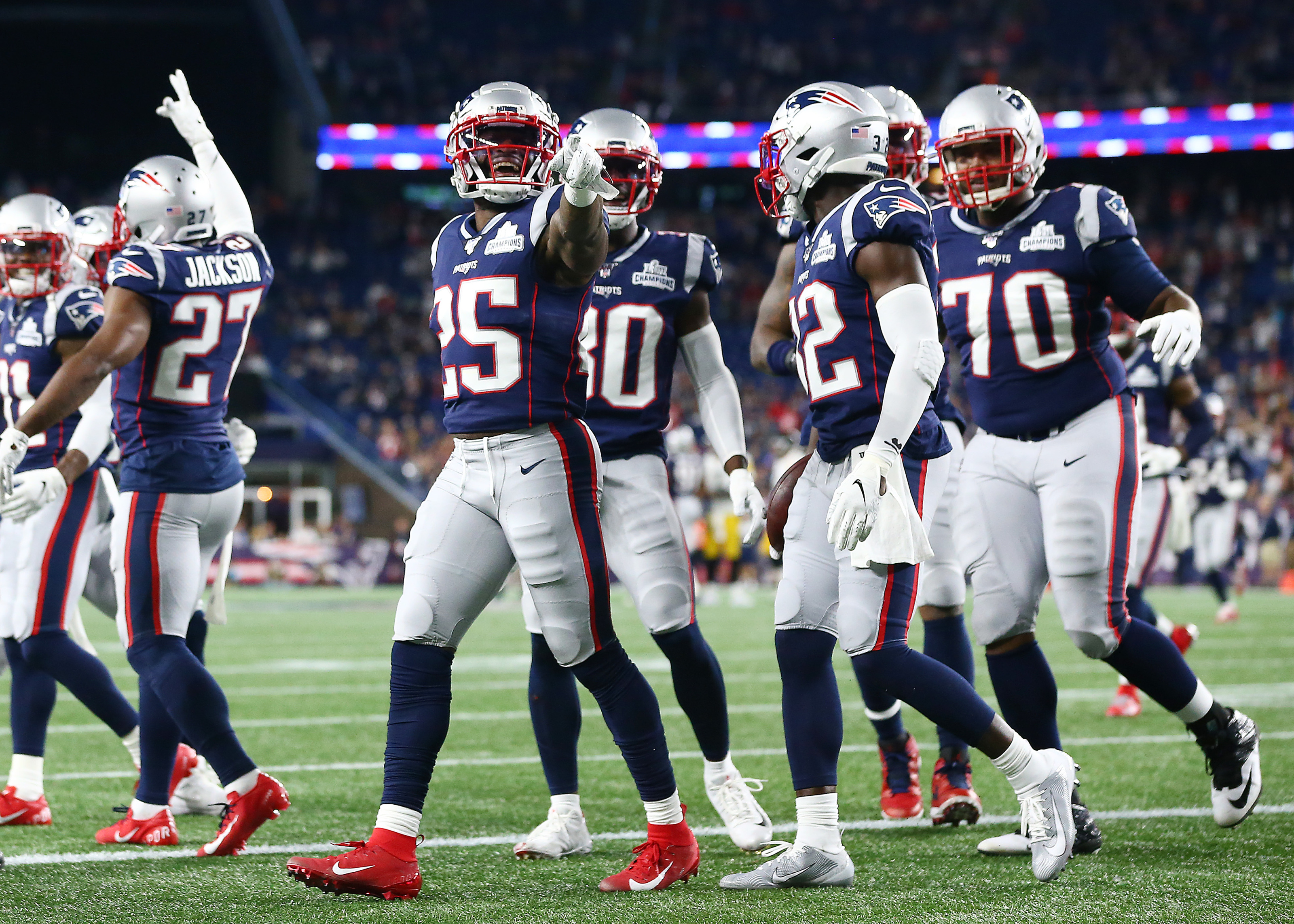New England Patriots Who Might Be Useful This Year In Fantasy Football