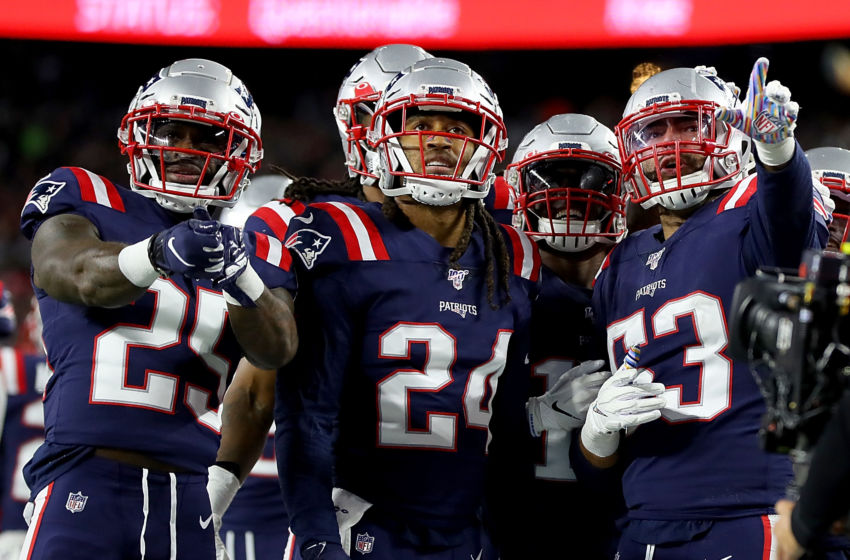 The New England Patriots' glaring weakness on defense
