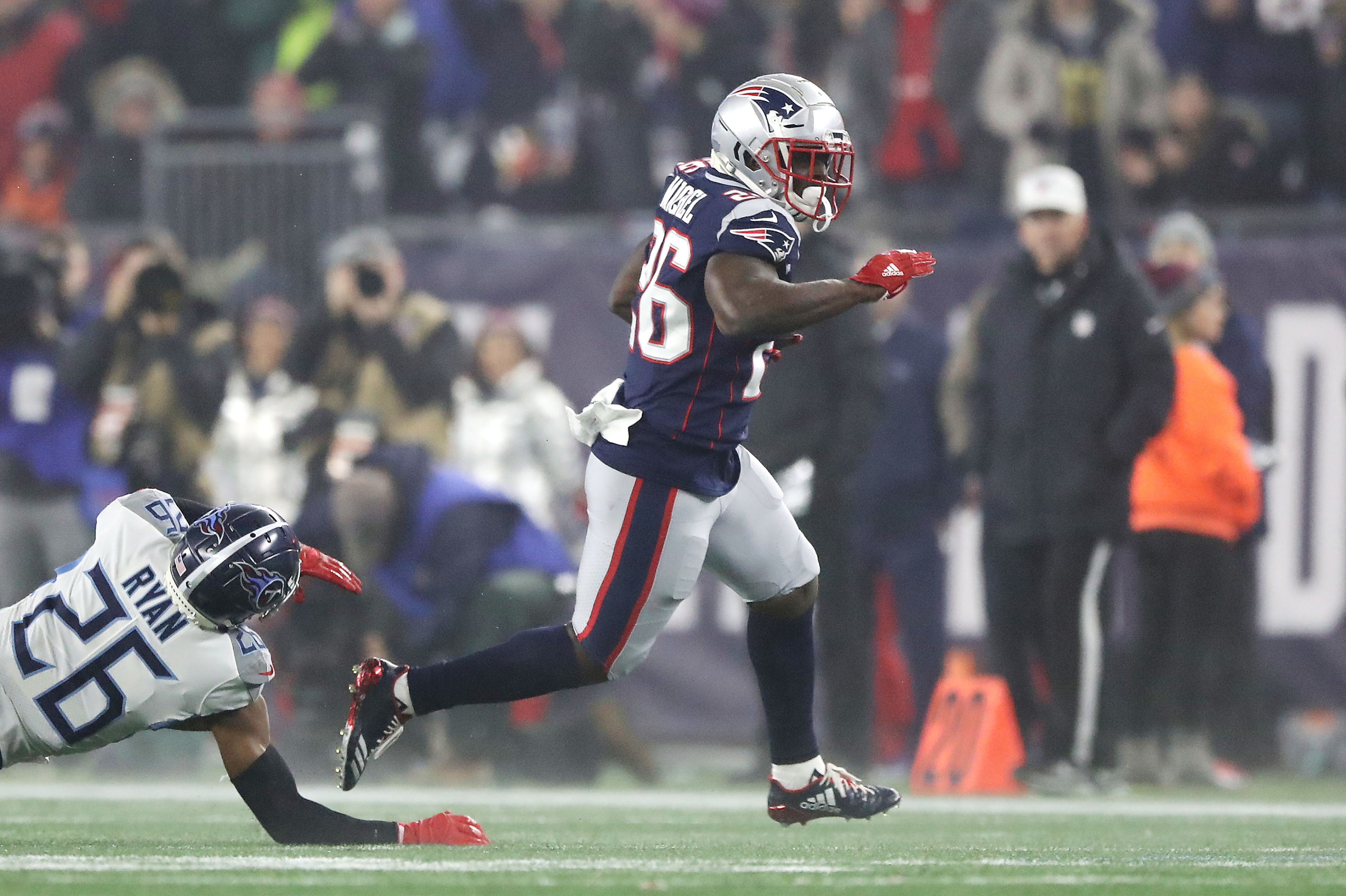 This Already Might Be A Make Or Break Year For Sony Michel
