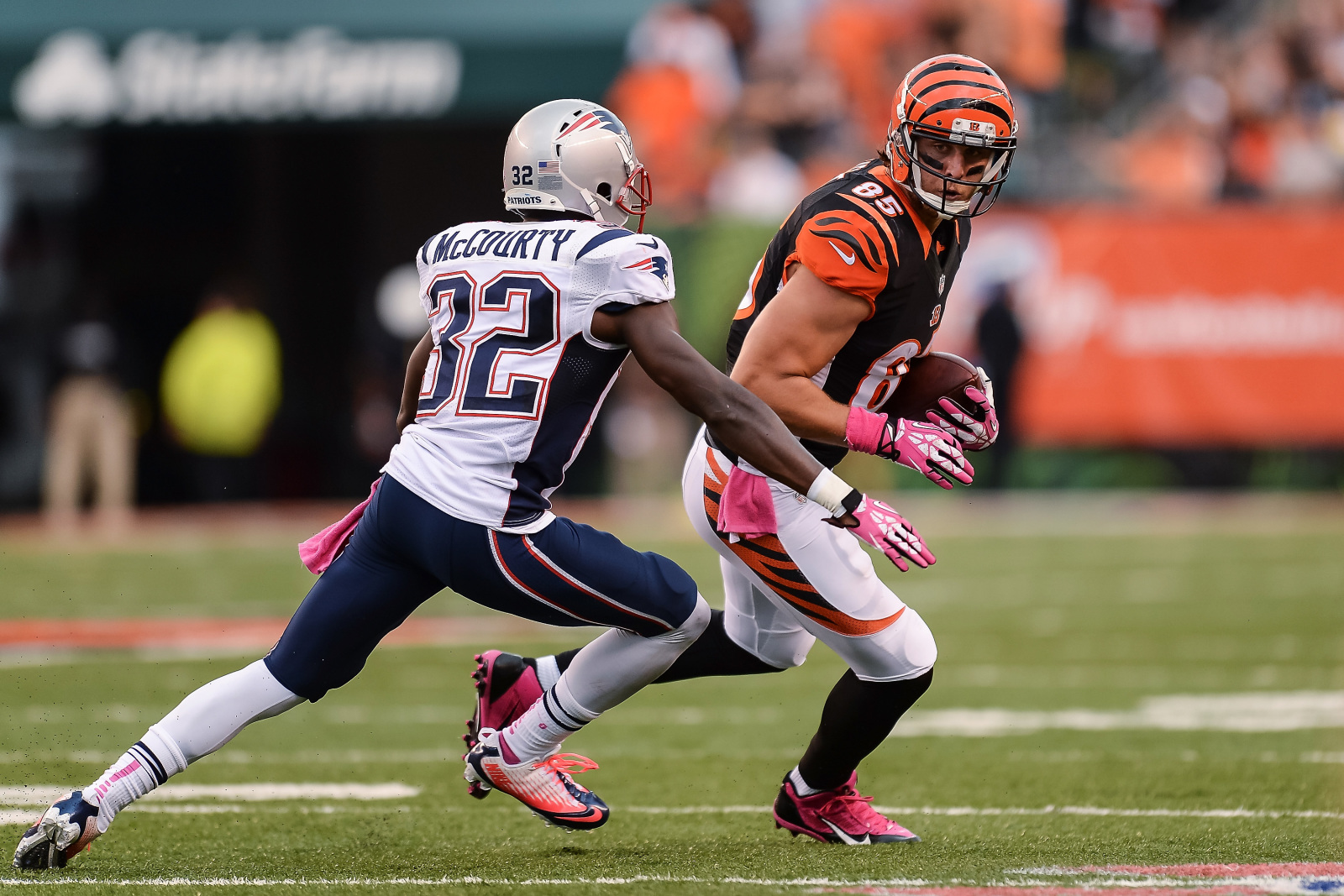 Patriots: Free agent tight end targets all have injury concerns