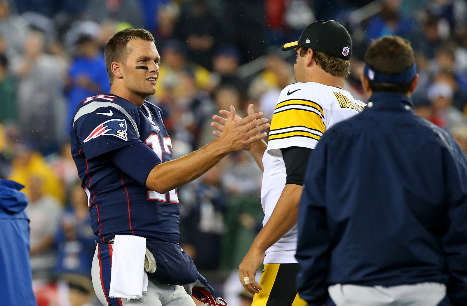 Could Ben Roethlisberger's current deal determine Tom Brady's next deal?