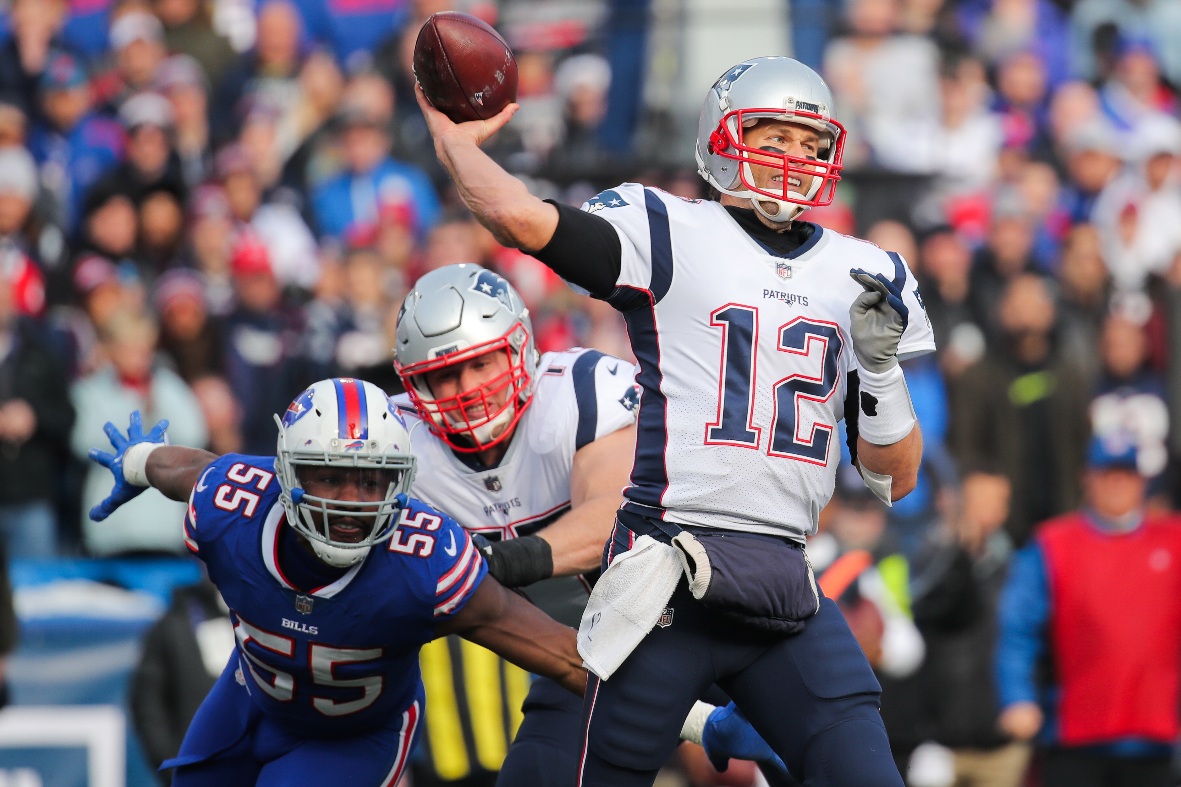 New England Patriots Vs Buffalo Bills Game 15 Preview And Prediction