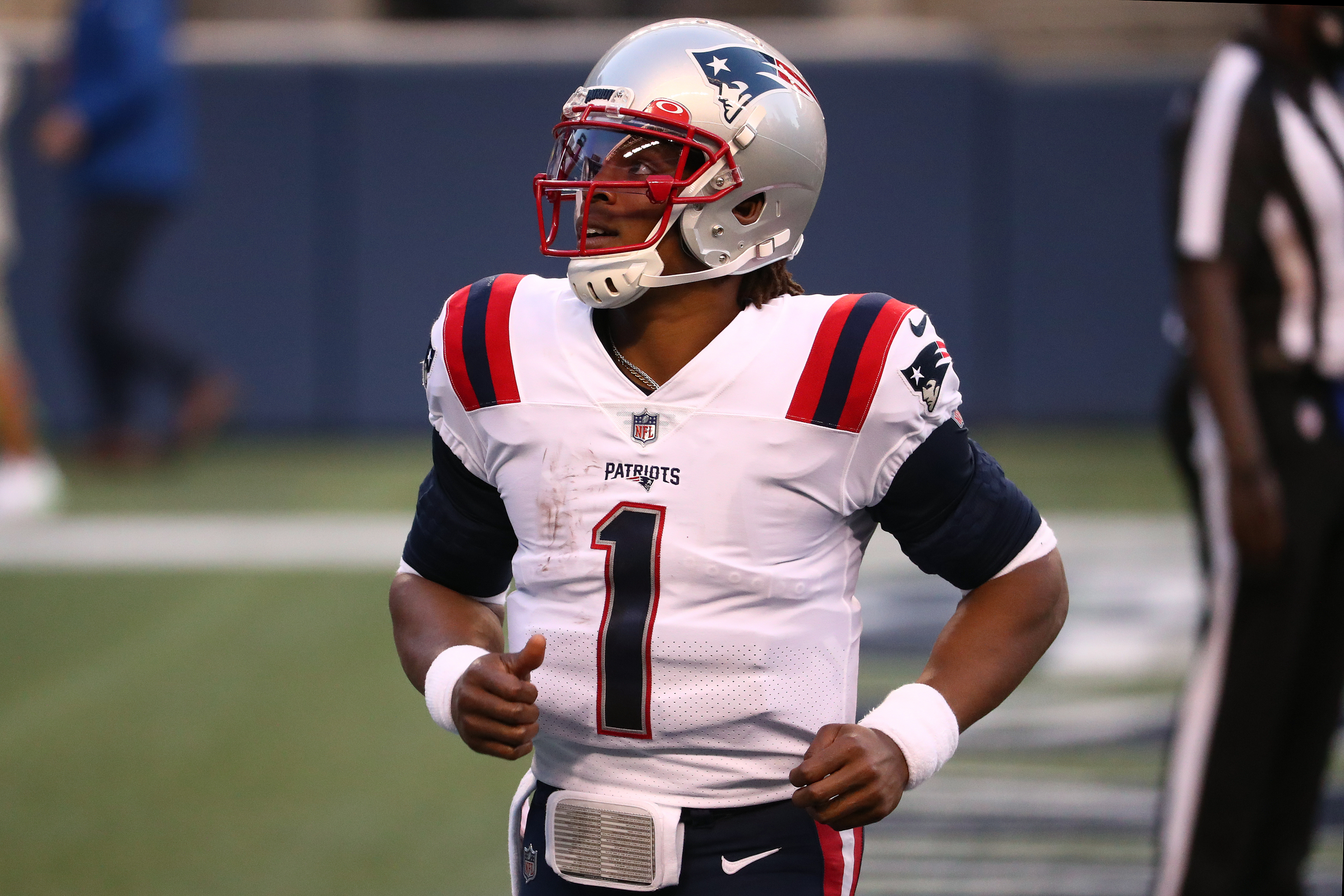 Patriots Game Vs Chiefs Postponed After Cam Newton S Positive Covid 19 Test