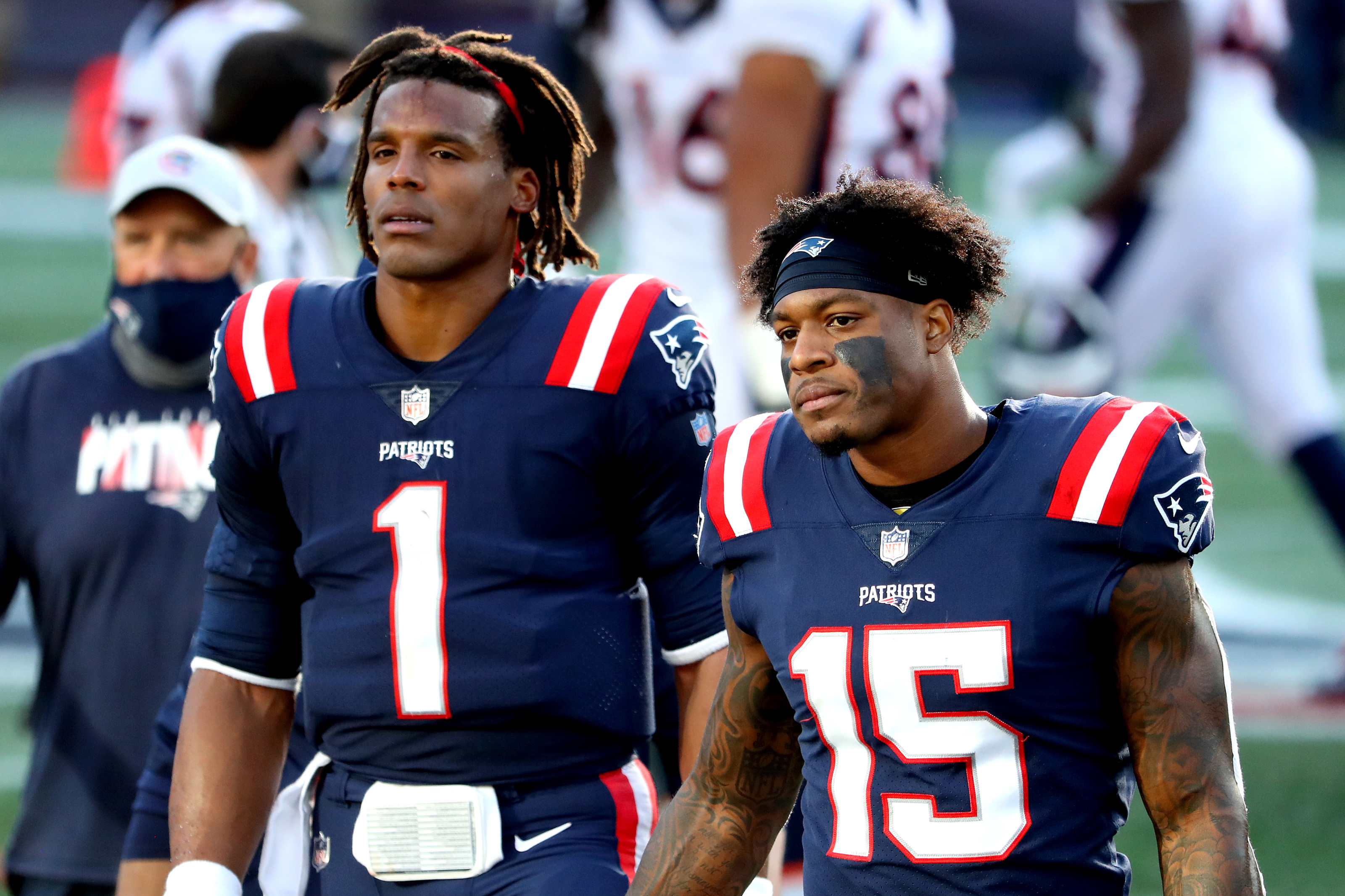 Patriots: Bill Belichick's non-answer on N'Keal Harry question was telling