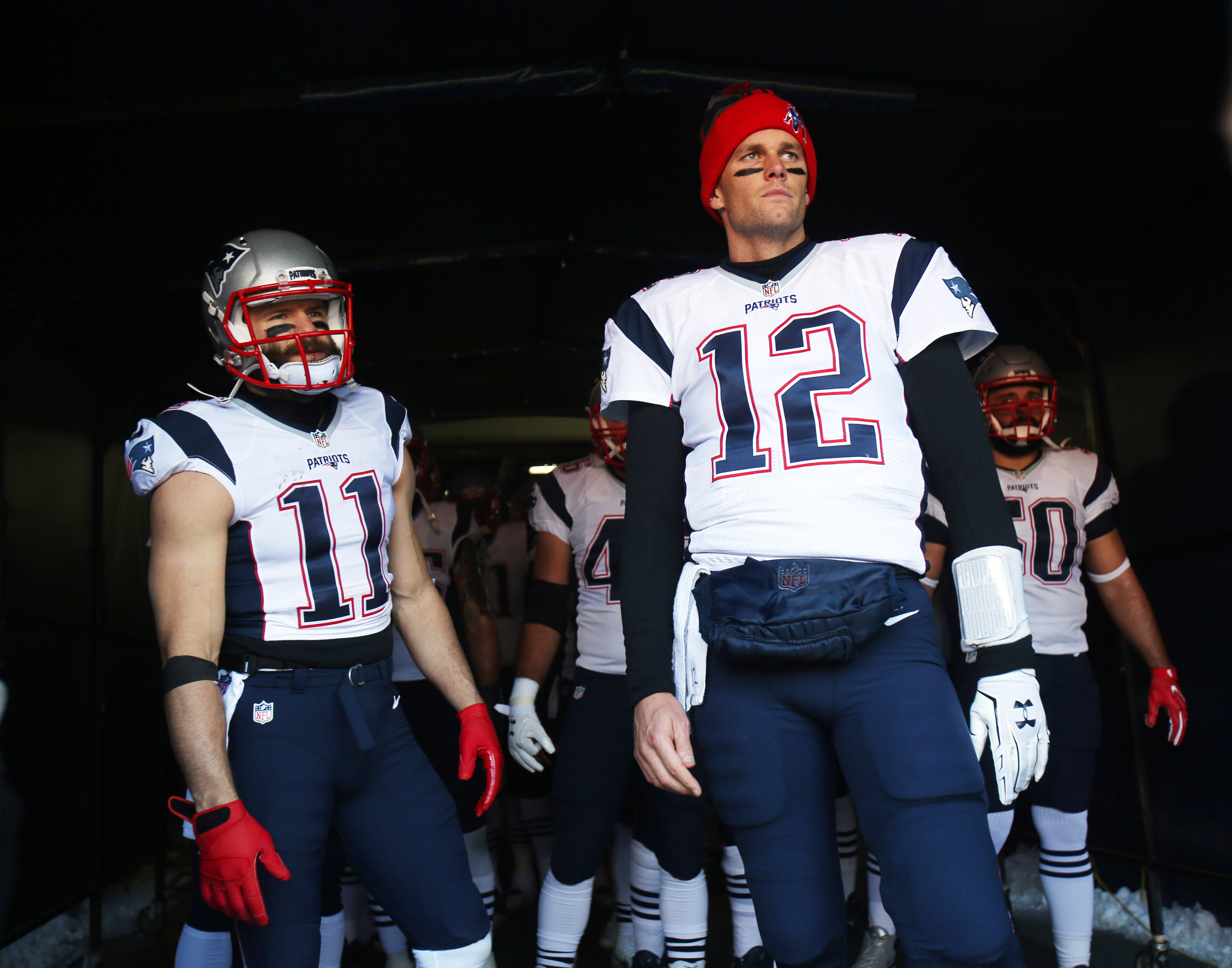 New England Patriots Home Game Schedule
